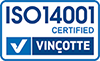 Certification ISO-14001