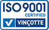 Certification ISO-9001